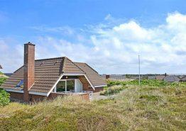 Godt feriehus til 6 personer tæt på Vesterhavet