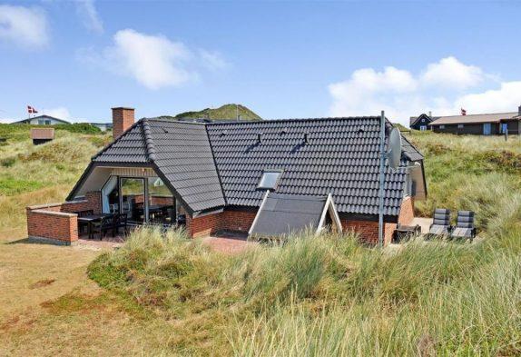 Schönes Ferienhaus mit hohem Standart und dicht am Meer