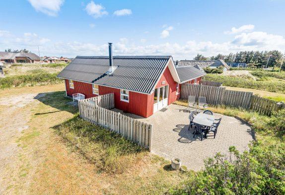 Ferienwohnung in Doppelhaushälfte, ideal für 2 Familien