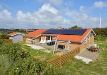 Energiefreundliches Poolhaus für 8 Personen & 2 Hunde. Kat. nr.:  i6004, P. Snejkers Vej 23