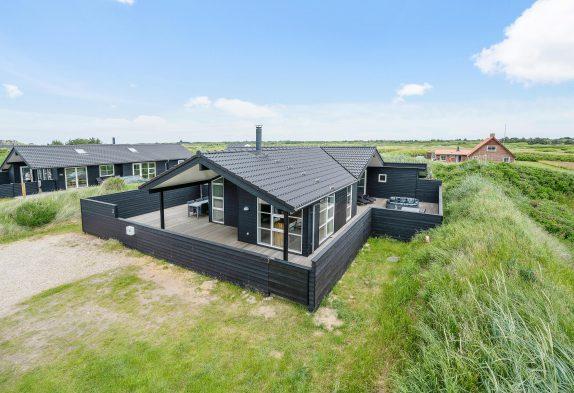 Qualitätshaus in Søndervig mit Sauna & Aussenwhirlpool
