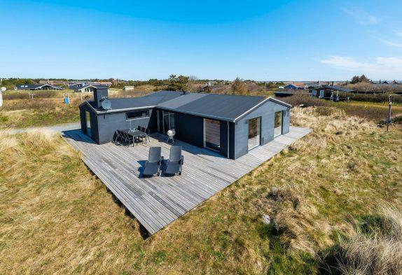 Schönes Ferienhaus mit Anbau und toller terrasse