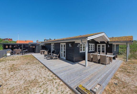 Strandnahes Nichtraucherhaus für 2 Personen