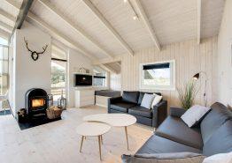 Ferienhaus mit Sauna, Whirlpool und großer Terrasse (Bild 3)