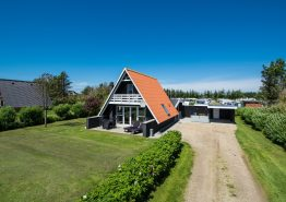 Tolles Qualitätshaus für Familienurlaub in Søndervig