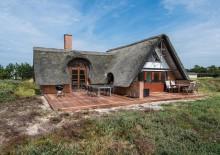 Charmerende feriehus med skønne terrasser. Kat. nr.:  i6320, Ane Kathrines Vej 3