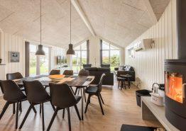 Ferienhaus in zentraler Lage mit Holzofen & Sauna (Bild 3)