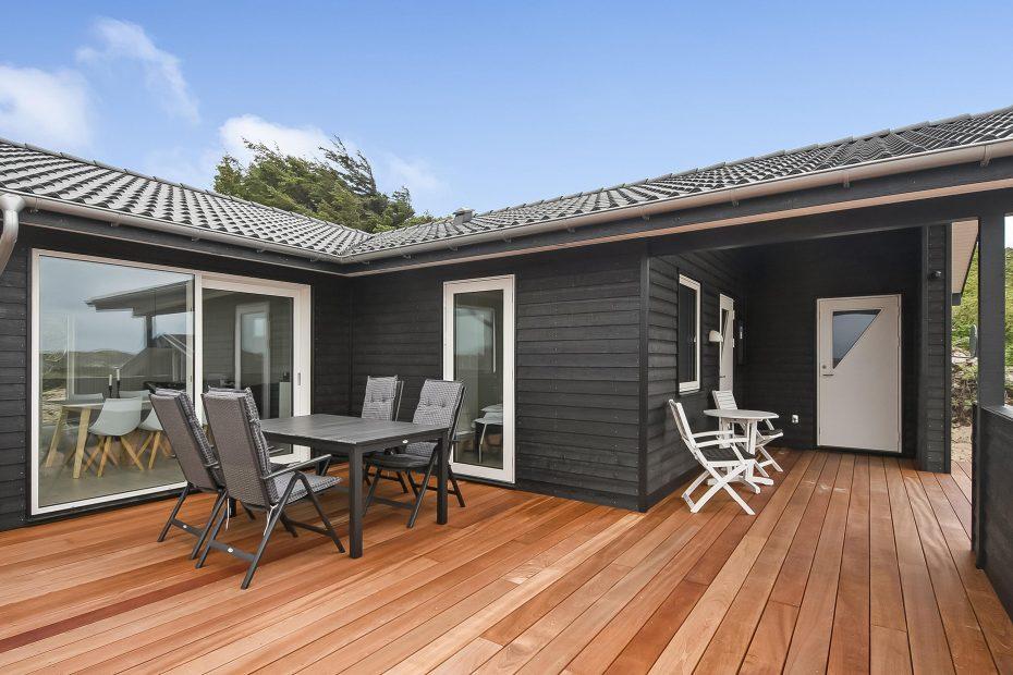 sch nes ferienhaus in n he zum meer in s ndervig mit sauna esmark. Black Bedroom Furniture Sets. Home Design Ideas