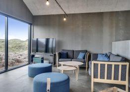 Unikt moderne feriehus med 2 badeværelser kun 200 meter fra havet (billede 3)