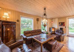 Geräumiges Sommerhaus mit guter Lage in Søndervig (Bild 3)