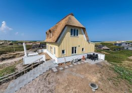 Charmantes Ferienhaus in toller Lage mit Meerblick