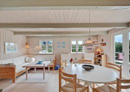 Ferienhaus m. schöner Terrasse und eigenem Strandzugang (Bild 3)