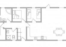 Neues Ferienhaus an der Nordsee mit Whirlpool und Sauna (Bild 2)