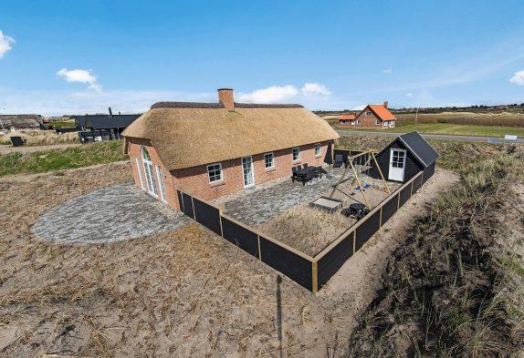 Neues Ferienhaus an der Nordsee mit Whirlpool und Sauna