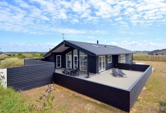 Luxusferienhaus in Søndervig mit Sauna und Whirlpool