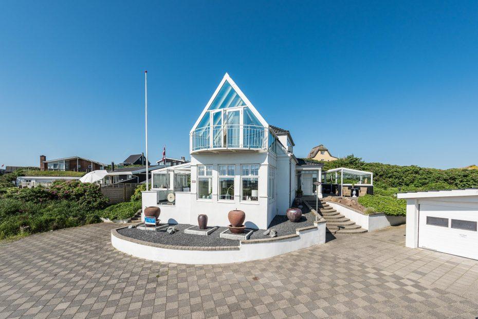 Geschmackvoll eingerichtetes Haus mit Wintergarten Esmark