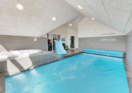 Grosses Poolhaus in Søndervig mit Aktivitätsraum und gratis Strom (Bild 3)