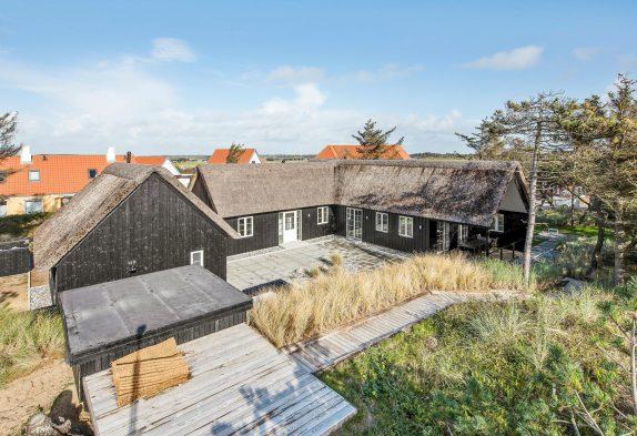 Luxushaus in Søndervig, Sauna, Whirlpool – 350m zum Strand