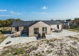 Neues 5-Sterne-Ferienhaus in Søndervig mit Sauna nah am Strand