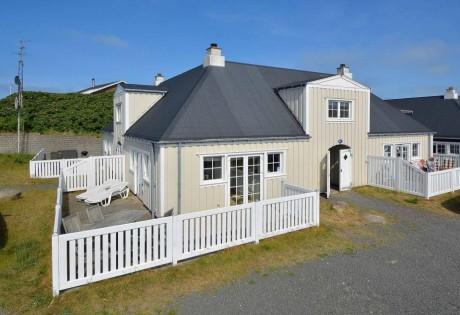 Pragtfuld feriehus midt i Søndervig tæt på Vesterhavet
