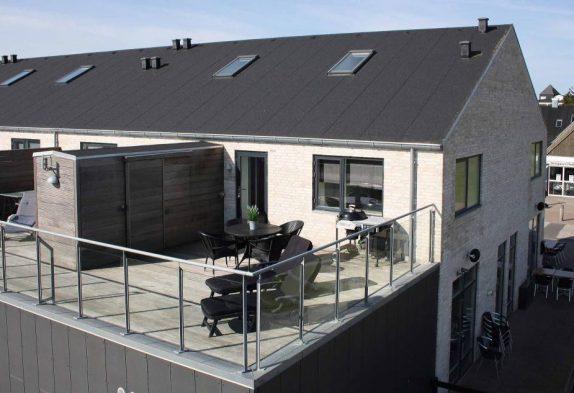 Herrliche Wohnung mitten in Søndervig