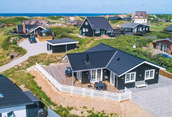 Schönes 5-Sterne-Haus mit Fjordblick
