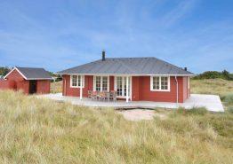 Klassisches Ferienhaus in der Nähe von Søndervig (Bild 1)