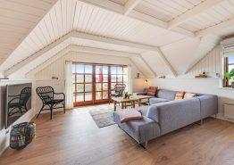 Gemütliches Reetdachhaus in Sondervig nur 500M vom Meer (Bild 3)