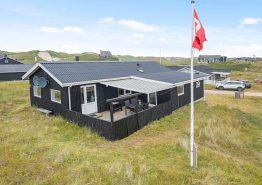 Strandnahes Ferienhaus für 6 Personen und 1 Hund in Søndervig. Kat. nr.:  i6807, Sand Holms Vej 29