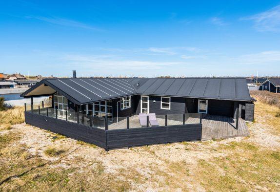 Sommerhus i Søndervig tæt på centrum og kun 200m fra stranden