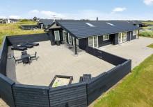 Kvalitetshus; energivenligt og ideelt til familieferie