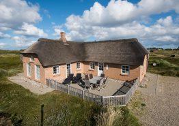 Ferienhaus mit Reetdach und gratis Endreinigung