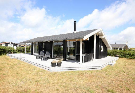 Helles, sehr schönes Ferienhaus in Søndervig