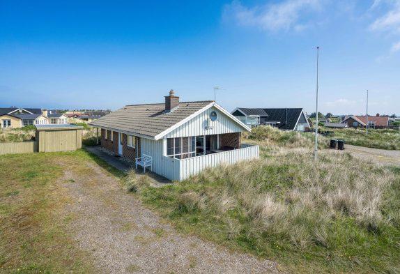 Klassisches Ferienhaus nur 300 Meter von der Nordsee entfernt