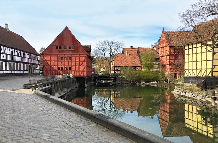 Freilichtmuseum Den Gamle By in Aarhus