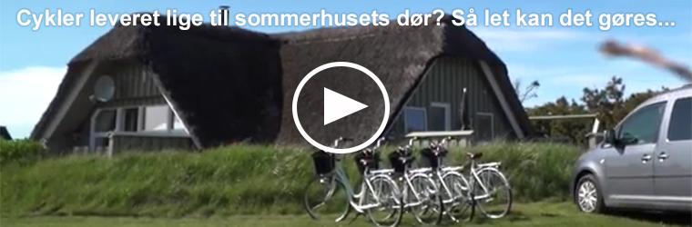 Lej cykler - HvideSandeBike