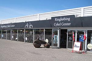Billede af Ringkøbing Cykelcenter