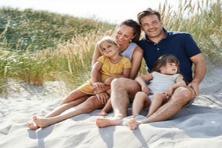 Ferienwohnung in Dänemark für 18 Personen