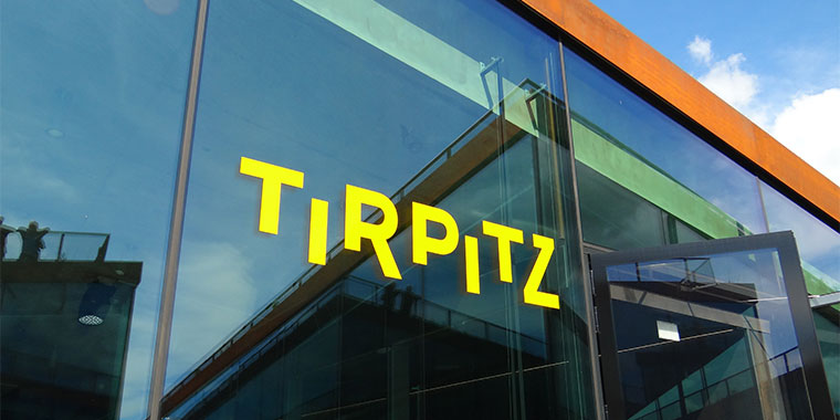 Das Tirpitz-Museum