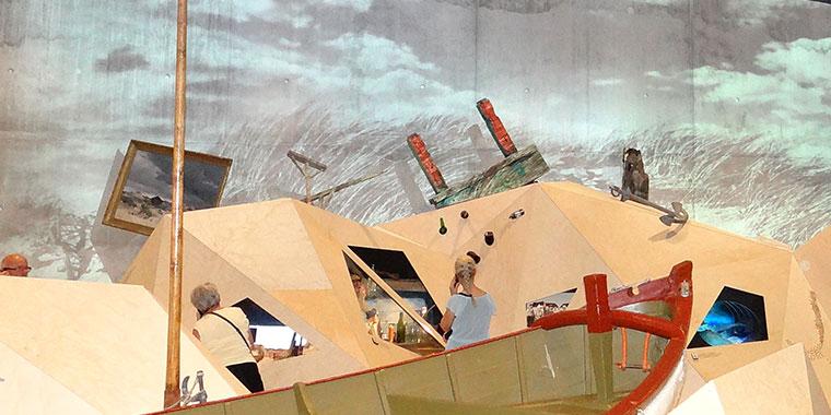 Ein Muss bei Tirpitz