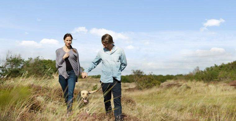 Mit dem Hund auf Tour in der Natur