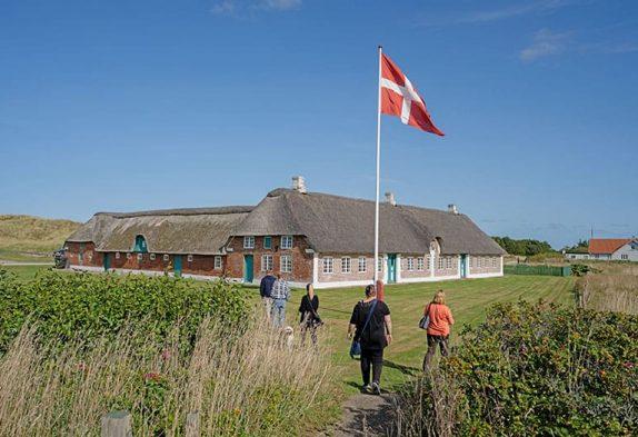 Abelines Gård museum i Haurvig (Ringkøbing Skjern Museum)
