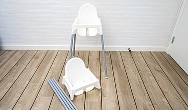 Verleihservice - Babystuhl