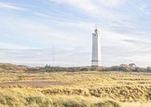 Leuchtturm Blåvandshuk Fyr