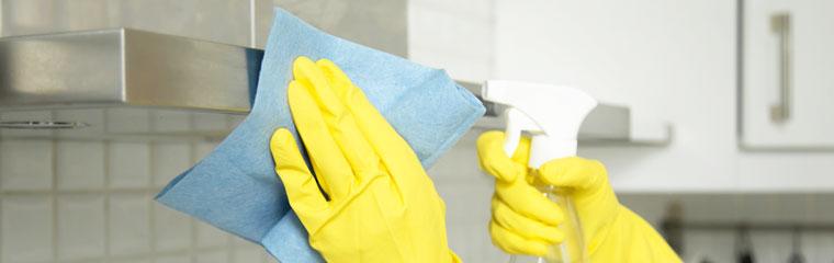 Unsere Reinigung - deine Sicherheit. Bei Esmark sorgen wir für Desinfektion im Ferienhaus