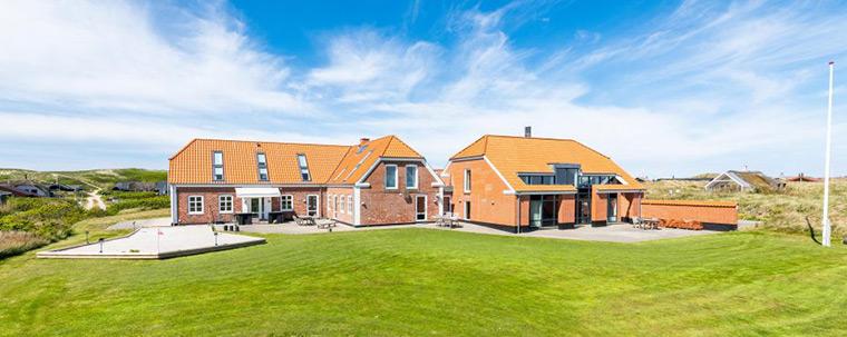 Ferienhaus für bis zu 40 Personen in Dänemark E4600