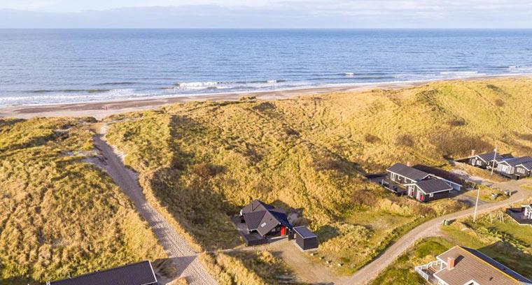 Ferienhaus in Dänemark im Herbsturlaub