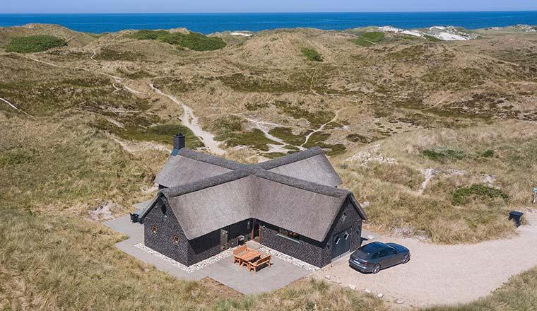 Ferienhaus am Meer bei Esmark reservieren