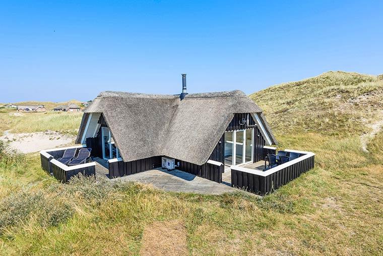 Ferienhaus an der Nordsee über Ostern in Dänemark