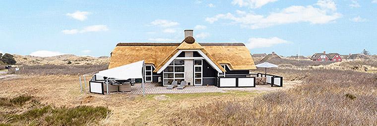 Pfingstferien im Ferienhaus in Dänemark